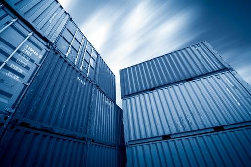 Seefrachtcontainer